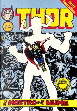 Thor - II serie n. 25 by Stan Lee