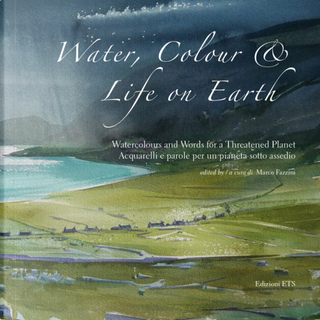 Water, Colour & Life on Earth