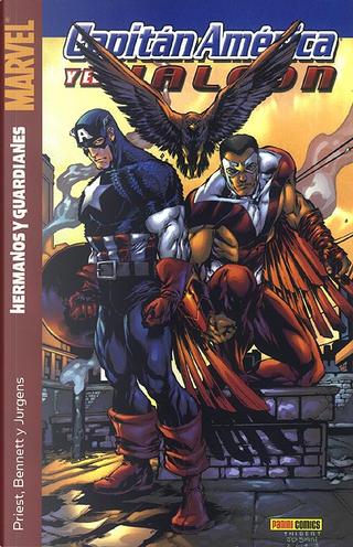 Capitán América y el Halcón Vol.1 #3 (de 3) by Christopher Priest