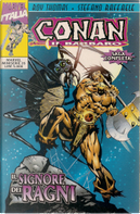 Conan il barbaro: Il signore dei ragni by Roy Thomas