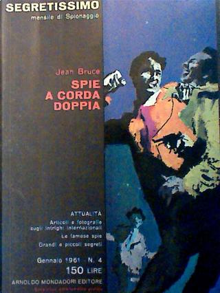 Spie a corda doppia by Jean Bruce