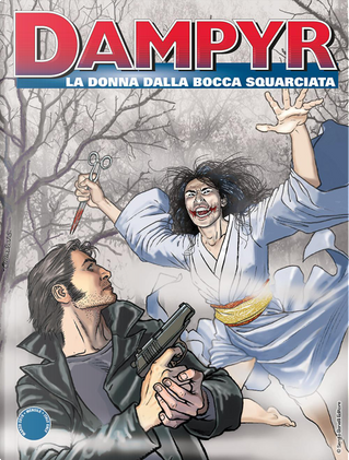 Dampyr n. 216 by Stefano Piani