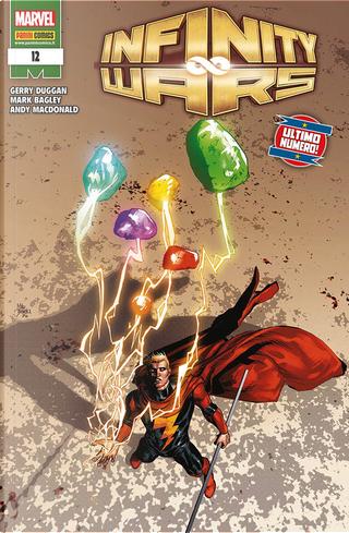 Infinity Wars vol. 12 by Gerry Duggan