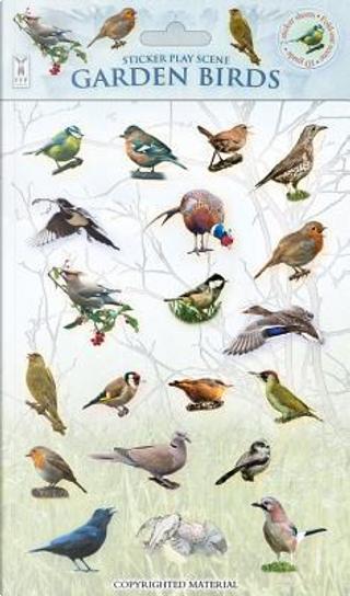 Garden Birds by Fine Feather Press Ltd