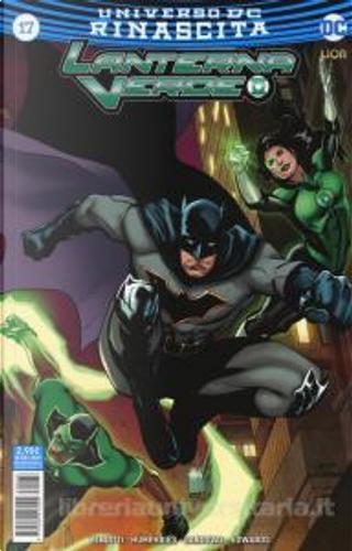 Lanterna Verde #17 by Robert Venditti, Sam Humphries