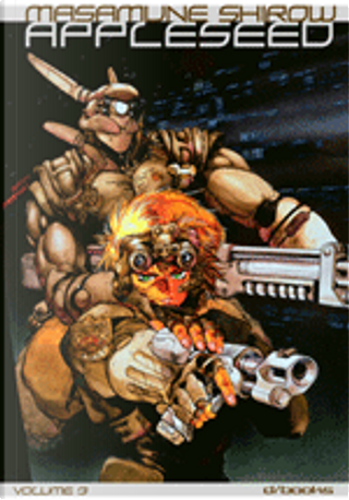 Appleseed vol. 3 (di 4) by Masamune Shirow