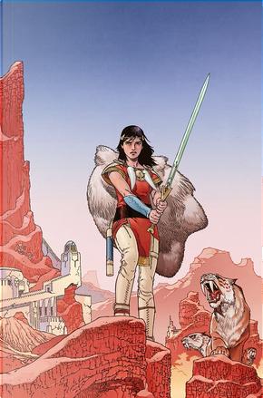 Sword of Ages vol. 1 by Gabriel Rodríguez