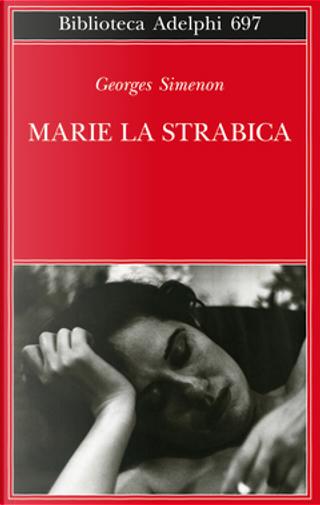 Marie la strabica by Georges Simenon