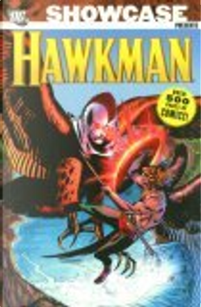 Showcase Presents: Hawkman, Vol. 1 by Gil Kane, Bob Haney, Carmine Infantino, Gardner F. Fox, Joe Kubert