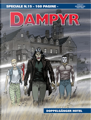 Dampyr Speciale vol. 15 by Luigi Mignacco