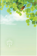 Up in the Leaves Notebook Journal by N. D. Author Services