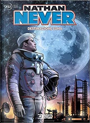 Nathan Never by Bepi Vigna