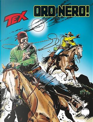 Tex n. 654 by Gianfranco Manfredi