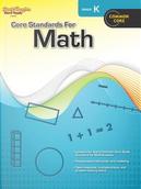 Steck-vaughn Core Standards for Math, Grade K by Steck-Vaughn