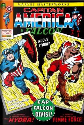 Marvel Masterworks: Capitan America vol. 6 by Gary Friedrich, Stan Lee
