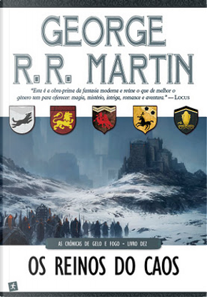 As crónicas de gelo e fogo, 10 by George R.R. Martin