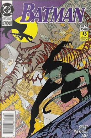 Batman Vol.II, #58 by Alan Grant