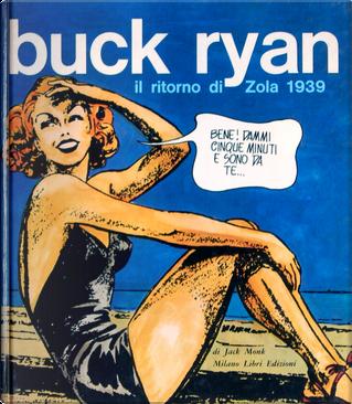 Buck Ryan - il ritorno di Zola by Jack Monk