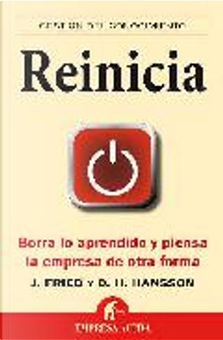 Reinicia by Jason Fried