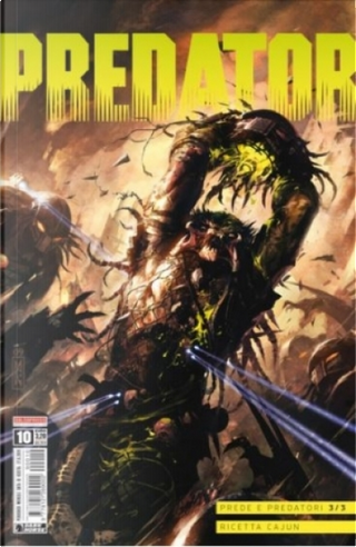 Predator #10 by Brian McDonald, John Arcudi