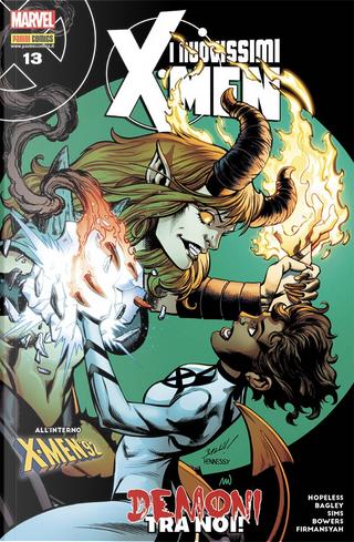 I nuovissimi X-Men n. 48 by Chad Bowers, Chris Sims, Dennis Hopeless
