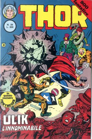 Thor - II serie n. 29 by Stan Lee