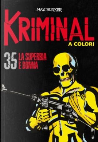 Kriminal a colori - Vol. 35 by Max Bunker