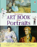Art Book About Portraits by Rosie Dickins