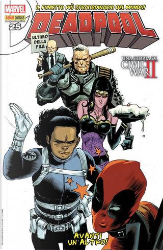 Deadpool n. 84 by Christopher Hastings, Gerry Duggan