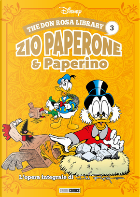 The Don Rosa Library n. 3 by Don Rosa