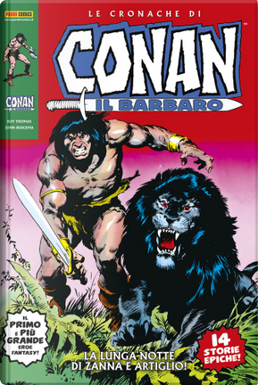 Le cronache di Conan il barbaro vol. 1 by Roy Thomas