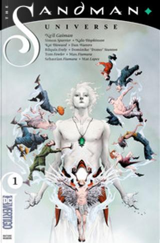 The Sandman Universe #1 by Dan Watters, Kat Howard, Nalo Hopkinson, Neil Gaiman, Simon Spurrier