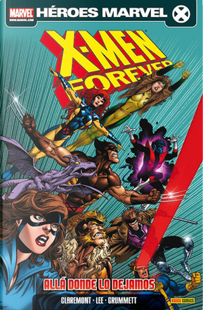 X-Men Forever #1 by Chris Claremont