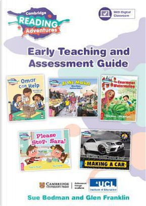 Cambridge reading adventures. Pink a to blue bands early teaching and assessment guide by Aa. VV.