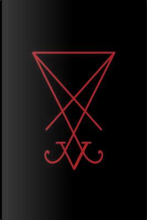 Sigil of Lucifer - Seal of Satan by Black Magick Journals