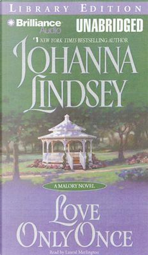 Love Only Once by Johanna Lindsey