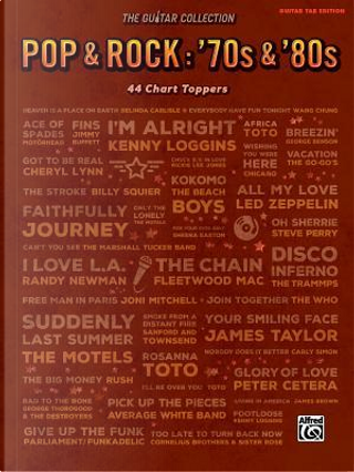 Pop & Rock by Alfred Publishing