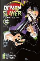 Demon slayer vol. 13 by Koyoharu Gotouge