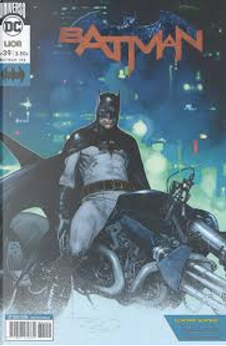 Batman #39 by Tom King
