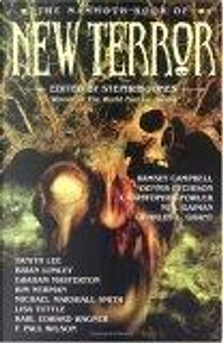 The Mammoth Book of New Terror by F. Paul Wilson, Brian Lumley, Clive Barker, Tanith Lee, Ramsey Campbell, Dennis Etchison, John Kaine