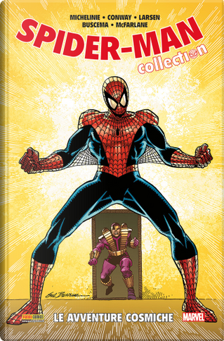 Spider-Man Collection vol. 14 by Gerry Conway, David Michelinie