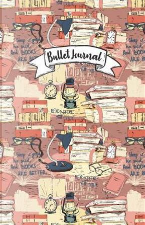 Bullet Journal by M.J. Journal