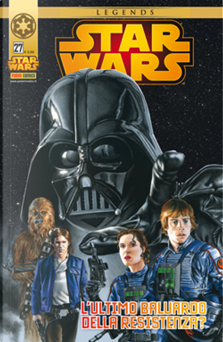 Star Wars vol. 27 by Tim Siedell, Brian Wood, Russ Manning