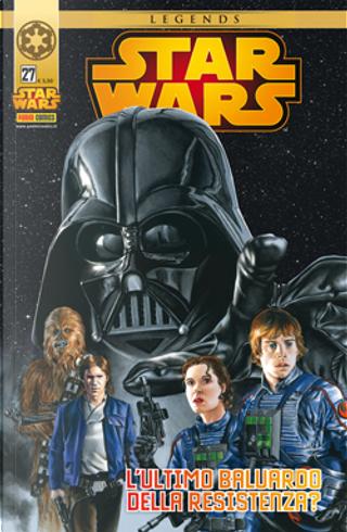 Star Wars vol. 27 by Brian Wood, Russ Manning, Tim Siedell