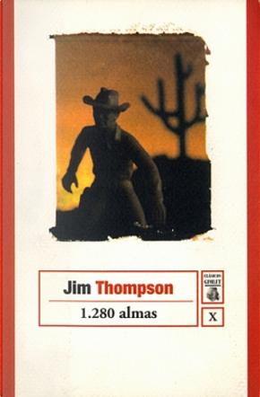 1280 almas by Jim Thompson