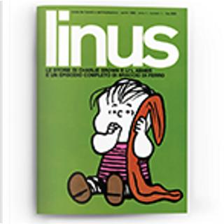 Linus: anno 1, n. 1, aprile 1965 by Al Capp, Bruno Cavallone, Charles M. Schulz, E. C. Segar, George Herriman
