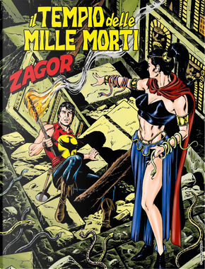 Zagor n. 640 (Zenith n. 691) by Jacopo Rauch