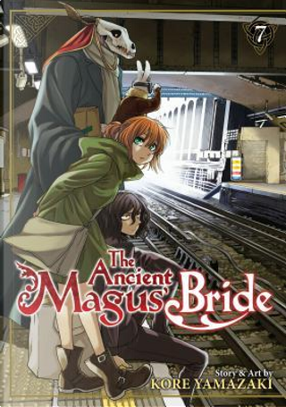The Ancient Magus' Bride 7 by Kore Yamazaki