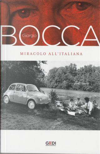 Miracolo all'italiana by Giorgio Bocca