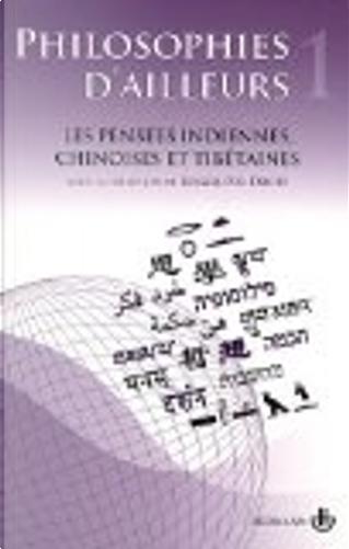 Philosophies d'ailleurs by Roger-Pol Droit